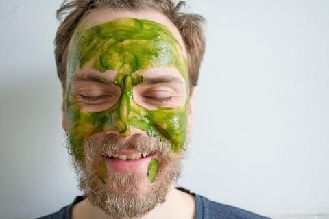 Матча може да бъде използване и с козметични цели