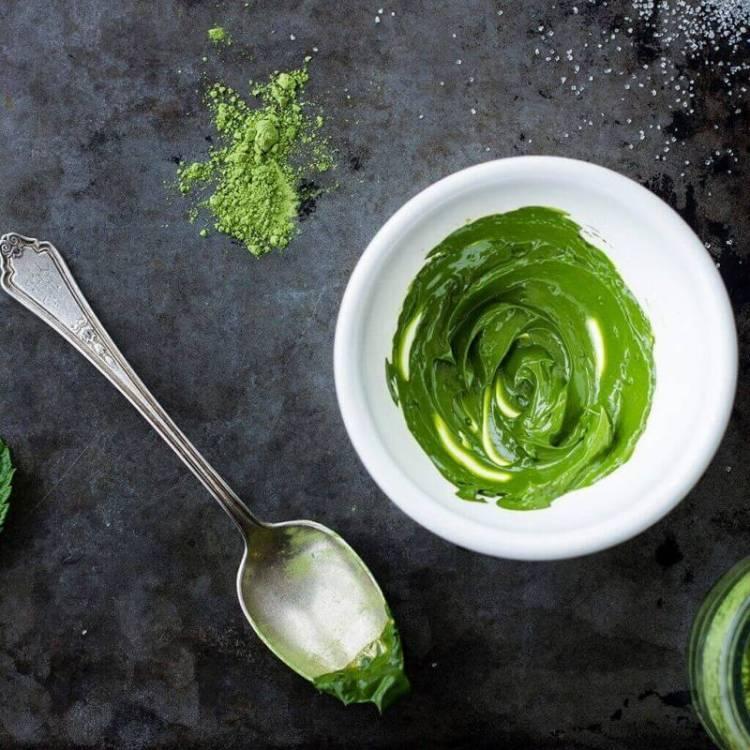 """Приложение на зелен чай """"Матча"""" в козметиката"""