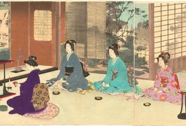 Японската чайна церемония – история и школи