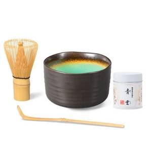 Matcha Set with Seiun