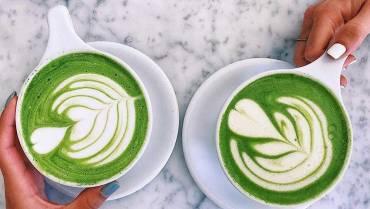 Матча лате – модерно, вкусно и здравословно